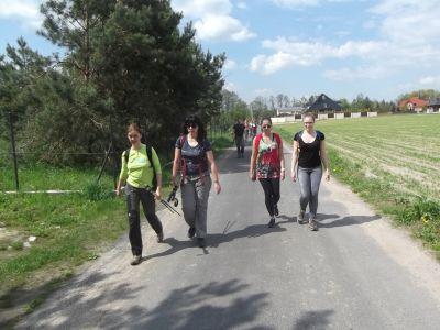 Spacer przez Lasy Chojnowskie