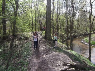 Świąteczny spacer po Mazowieckim Parku Krajobrazowym