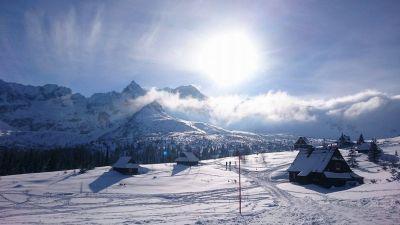 Wypad 4-dniowy narciarski na KASPROWY ;)