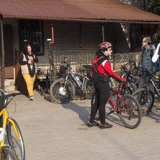 21.03.2015 - Wycieczka rowerowa TTX: Puszcza Kampinoska - 38 lub 50 km