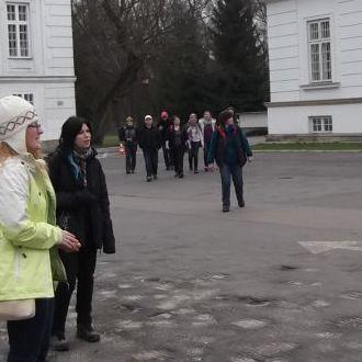 29.03.2015 - Wycieczka piesza TTX: Janówek - Jabłonna 15 km