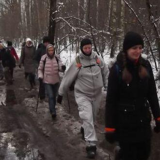 Pętla Falenicka - wycieczka piesza
