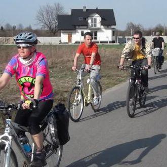 11.04.2015 - Wycieczka rowerowa TTX: Wiosenna wyprawa nad rzekę
